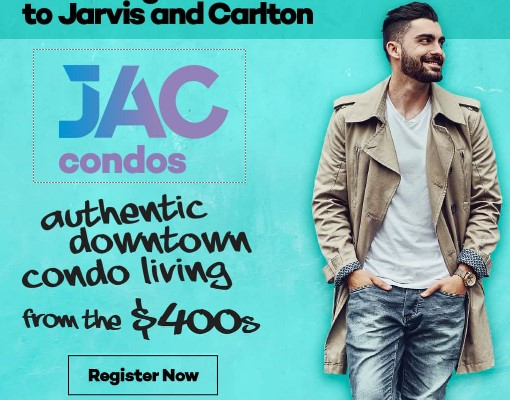 jac condos jarvis and carlton