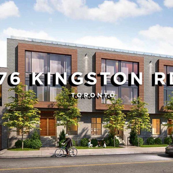 76 Kingston Road Townhomes