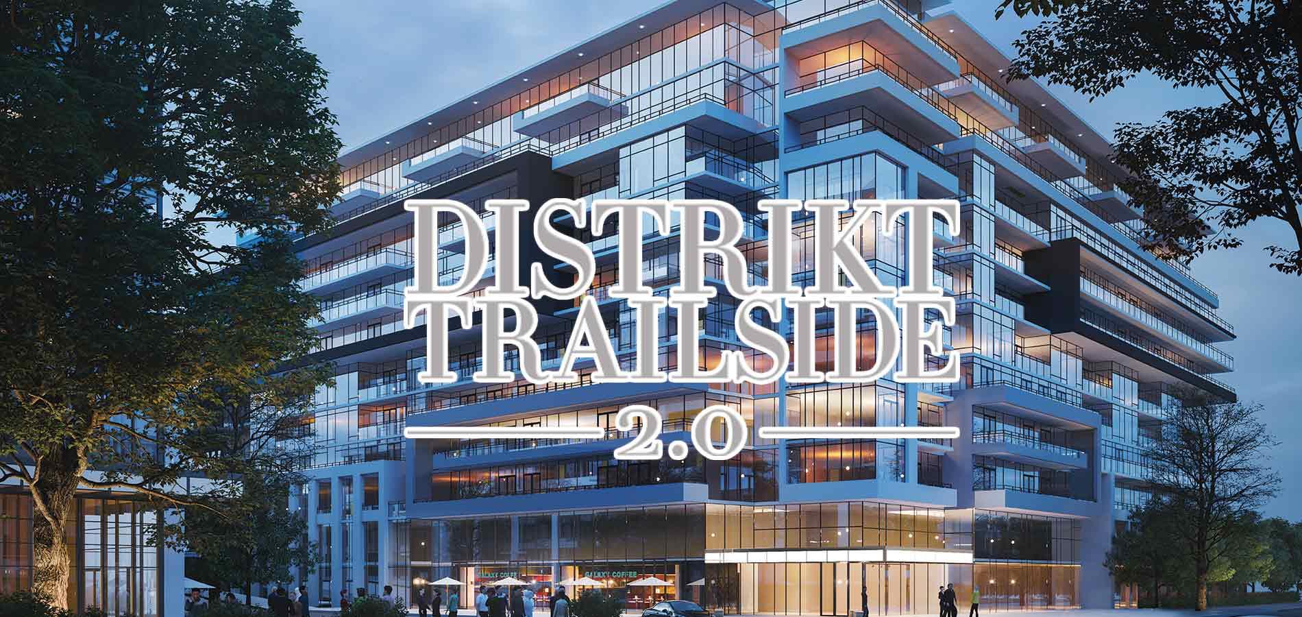 Distrikt Trailside 2 condos