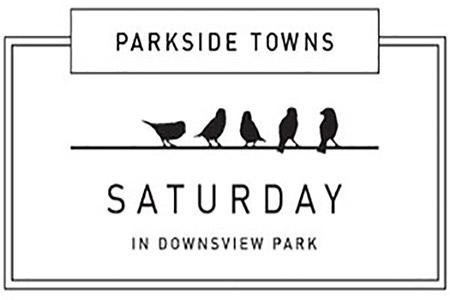 PARKSIDE TOWNS AT SATURDAY logo