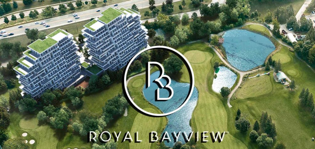 Royal Bayview luxury condos Thornhill