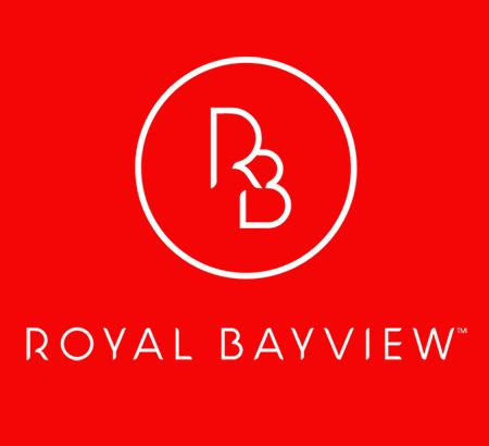 Royal Bayview luxury condos logo