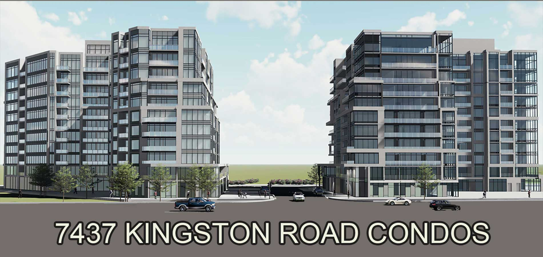7437 Kingston Road Condos