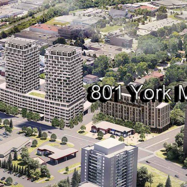 801 York Mills Road Condos