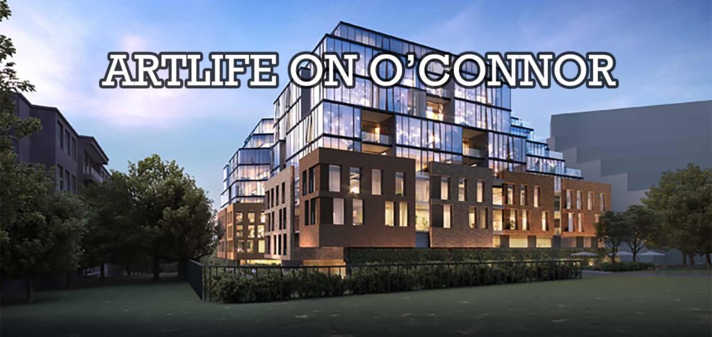 ARTLIFE ON OCONNOR CONDOS