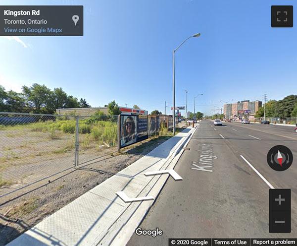 The Highland Condos street view