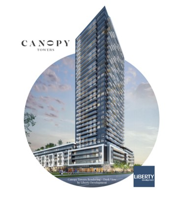 canopy towers condos