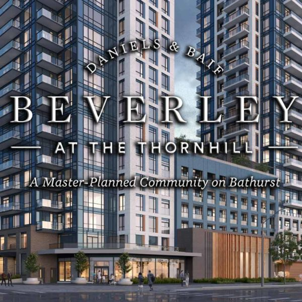 Beverley At the Thornhill Condos