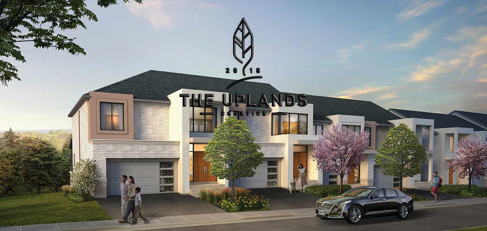 The Uplands Luxury Townhomes
