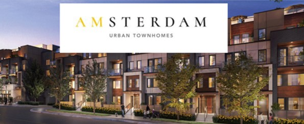 Amsterdam Urban Towns toronto.