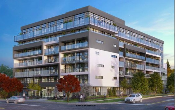 Four Sixteen Condos in whitby