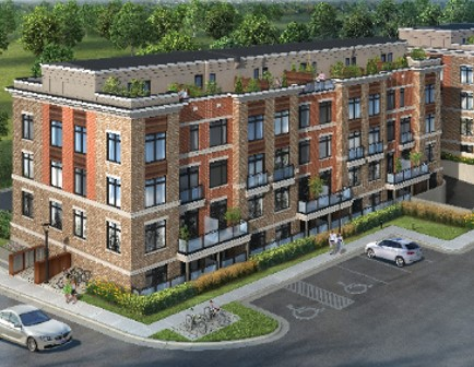high point townhomes richmond hill