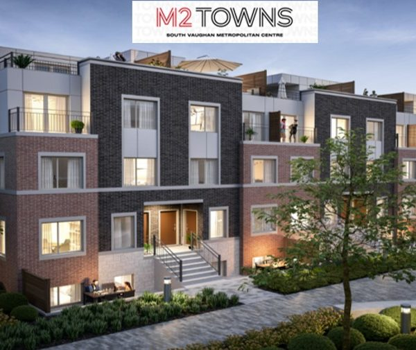 m2 towns in vaughan