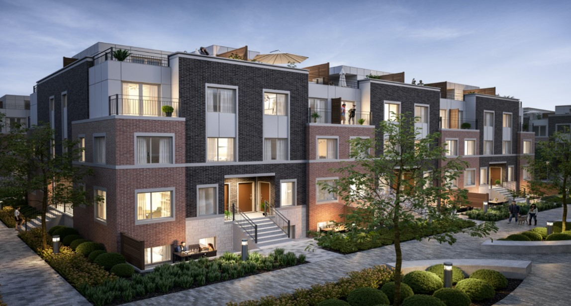 new townhomes for sale in vaughan