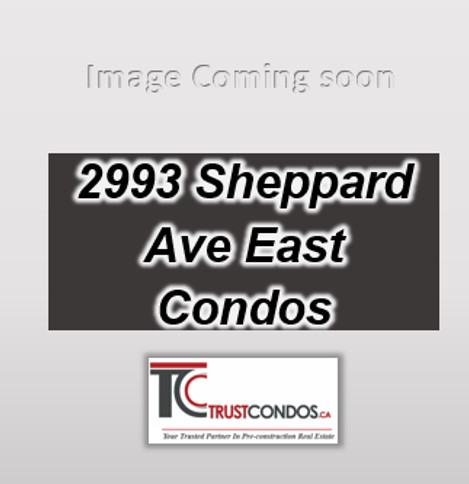 2993 Sheppard Ave East Condos