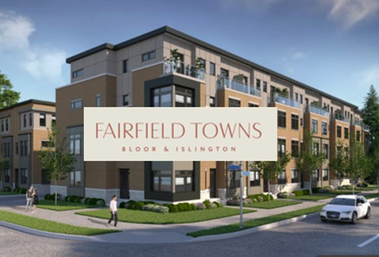 Fairfield Townhomes etobicoke