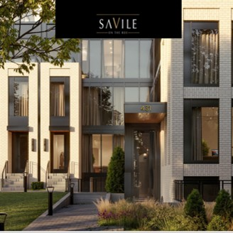 savile on the roe townhomes