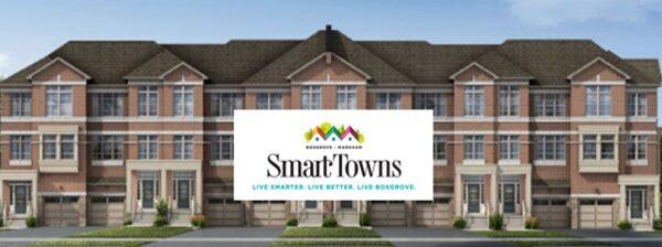 smart towns markham
