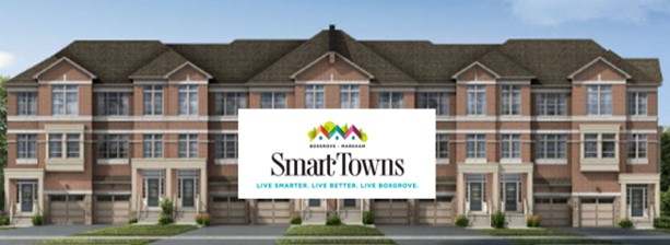 smart towns markham