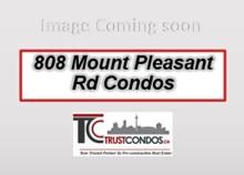 808 Mount Pleasant Rd Condos