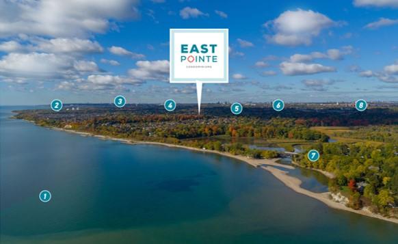 East Pointe condo