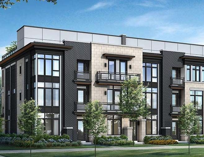 the crawford townhome milton