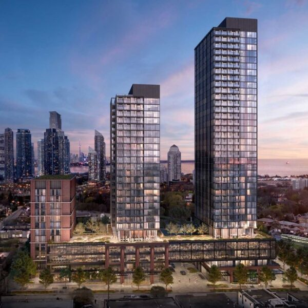 the Buckingham Condos Etobicoke