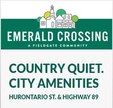 Emerald Crossing Shelburne