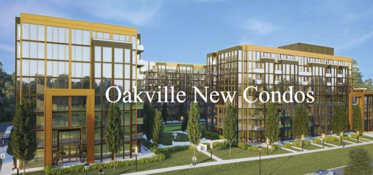 Oakville pre construction New Condos