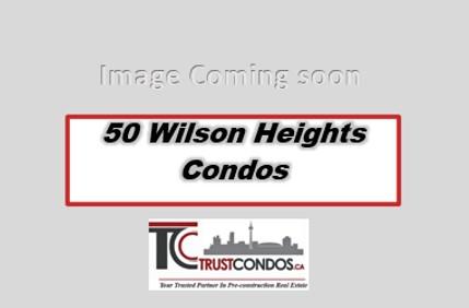 50 Wilson Heights toronto