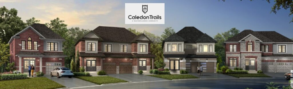 Caledon Trails homes