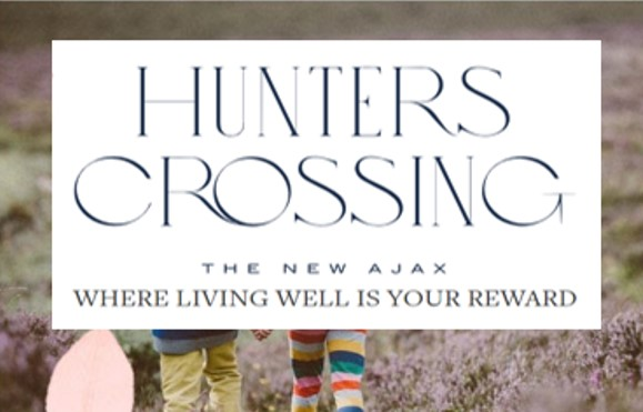 Hunters crossing towns Ajax