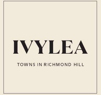 IVYLEA TOWNS in richmond hill