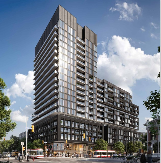 king and dufferin condos