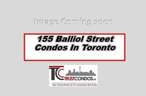 155 Balliol Street toronto