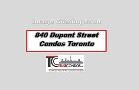 840 Dupont St condos