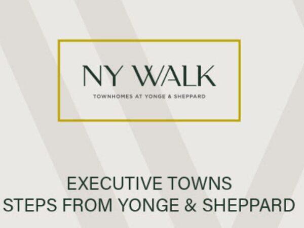 Ny walk towns