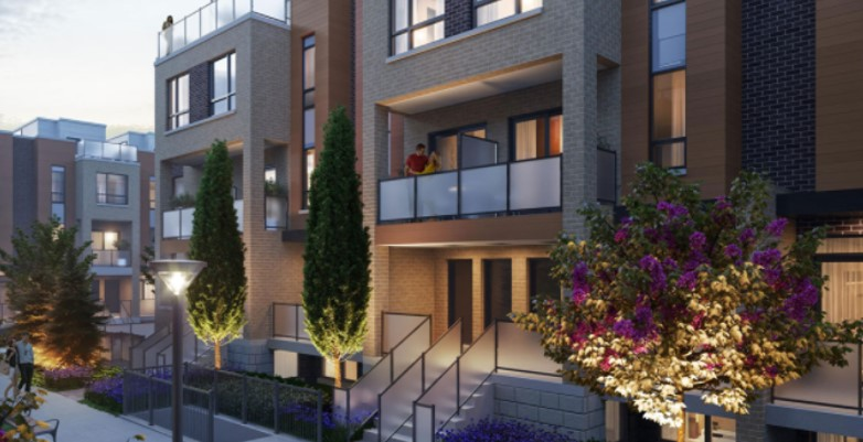 andrin homes newmarket