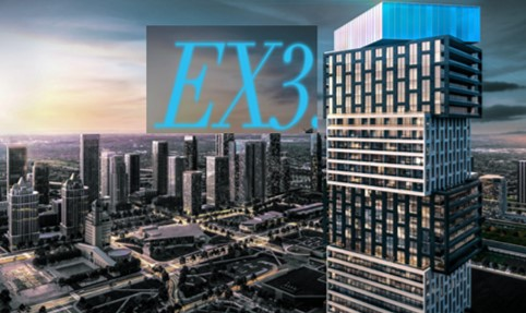 EXchange district 3 condos