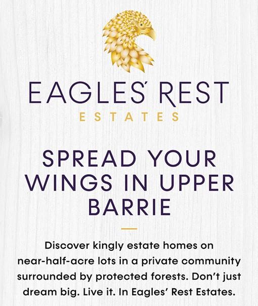 Eagles Rest Fernbrook Homes