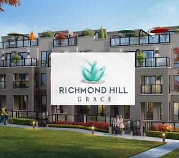 Richmond Hill Grace townhomes