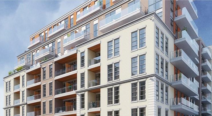 Crown condominiums