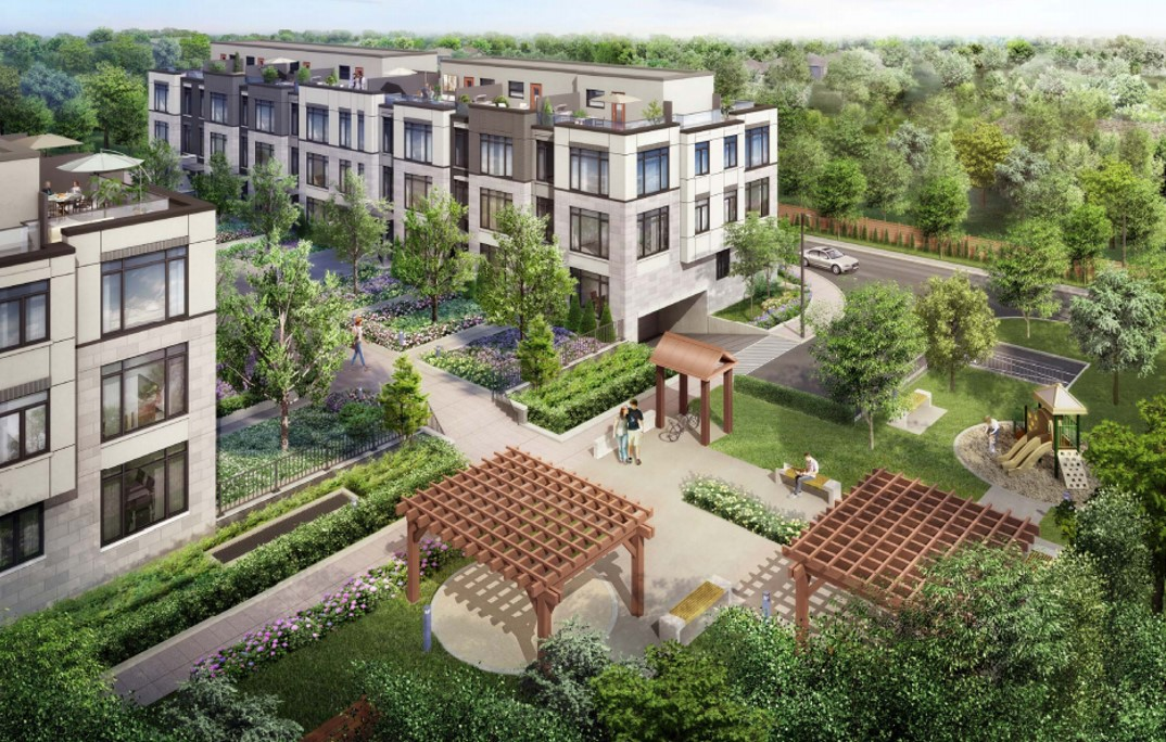 Eleven Altamont Townhomes