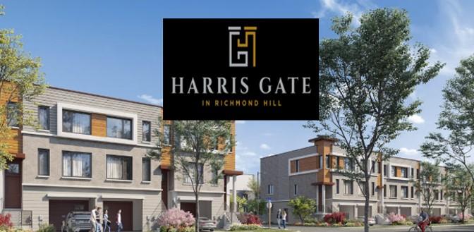 harris gate townhomes