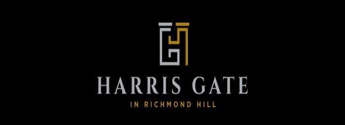 Harris gate in richmond hill