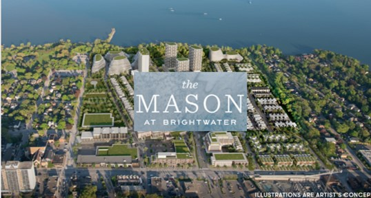 Mason brightwater condos