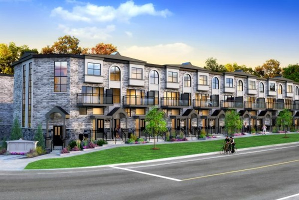 whitby townhomes