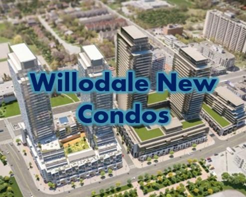 Willodale new condos