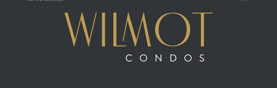 wilmot condos in oakville