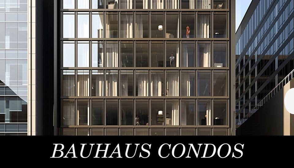 Bauhaus Condos